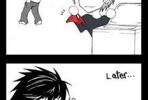 Death Note weil toll lol