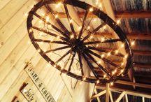 wagon wheel lights