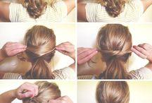 Hairstyles / by Pam Johnson Holstrum