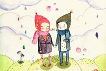 Ilustration / by Ana Capicúa