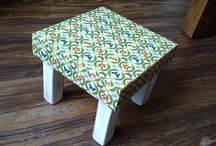 Decoupage Luzvioleta / Decoración de objetos y muebles pequeños. Visitá el sitio: http://luzvioleta2013.wix.com/luzvioleta  Contacto: luzvioleta2013@gmail.com