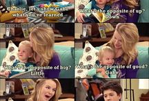 LOL good luck Charlie