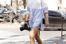 #Shirt & #skirt