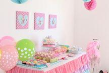Maliyah's 1st Birthday