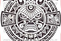 Astec tattoo