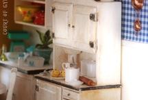 Dollhouse inspiration kitchen