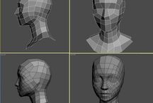 3d character reference