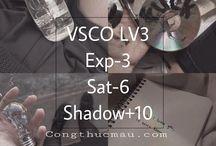 VSCO effect