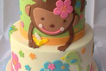 Cakes / by Jenny
