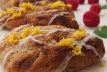 Food - baking / not sweet