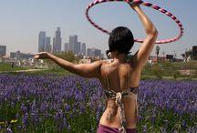 Hula Hoop! / My new fad! / by Karen Manders