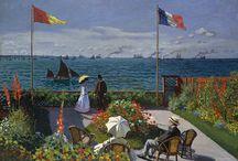 Monet / Dipinti di Claude Monet