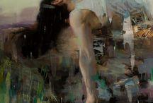 Christian Hoook / Christian Hook's art work