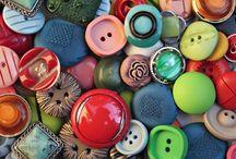 I Like Buttons / by Rowena Bourque