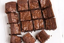Chocolate Brownies / Brownies: some of mine and the best of the rest!