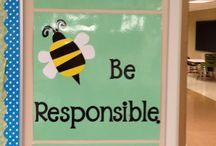 Bee classroom