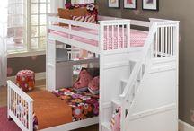 Habitaciones de niñas pequeñas