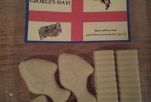 st georges day ideas