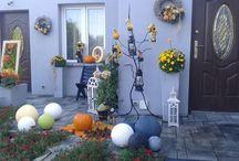 Fall decor / Jesienne dekoracje