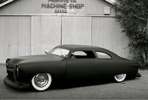 Cars { black & white }