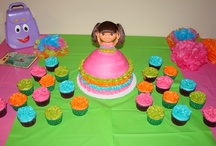 Birthday party ideas / by Amy Petersen