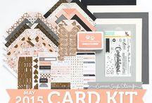 Cards: SSS May 2015 / by Cindi Lynch