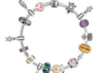 Pandora/Reeds Jewelers  / This is the bracelet I would design from their website, if money were no object.