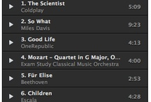 Study Playlists
