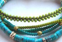 Beading - Jewelry / Beaded jewelry ideas and patterns / by Amanda Haggerty