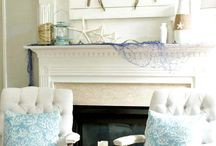 Coastal Living / Great ideas for achieving the beach house look in your home.  Coastal living for every room- kitchen, bedroom, living room, sun room and even outdoors.  This board includes home decor, paint colors, DIY ideas and beach and coastal style.