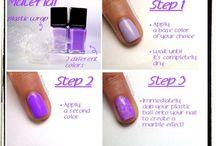 Nails / by Emily Shuart-Koellner