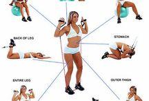 Workout tutorials
