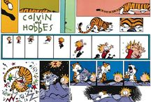 Calvin and Hobbes / by Rose Anderson