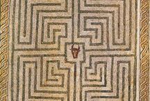 Mosaicos / Roman and Greek mosaics