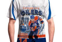 Edmonton Oilers / Official NHL Apparel for the Dallas Stars. T-Shirts, Sweaters, and more featuring the team's top stars.