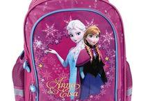 Plecaki szkolne / Tablica o plecakach szkolnych