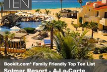 Fall 2014 Top Ten Family Friendly All-Inclusive Resorts / by BookIt.com®