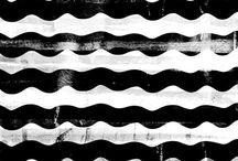 BLACK + WHITE / All things monochrome.