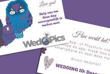 Wedding Announcements / Custom designed wedding announcements