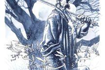 Comics/Art / by Adam Gallardo
