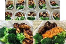 Fit food weekly prep