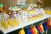 Pete the Cat B-day Party