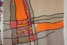 patchwork pillows ideas