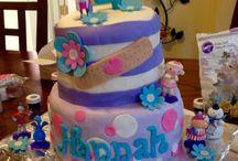 Cake ideas / by Rebecca Winslow-Baggett