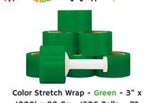 Color Stretch Wrap