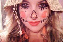 Maquiagem halowen