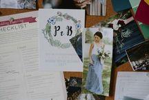 Bridal Details / Bride's accessories