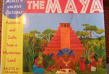 Mayan civilisations