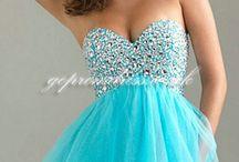schattig kort jurk