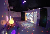 Class room technology / Modern technology creating immersive and interactive learning environments.  Increases pupil engagment, supports SEN, encourages imagination and self exploration.
